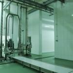 Scuoiatrice idraulica verticale