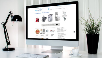 Nuovo portale e-commerce firmato Mancini Spa